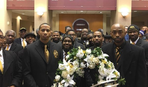 Indianapolis Brothers Commemorate MLK Holiday