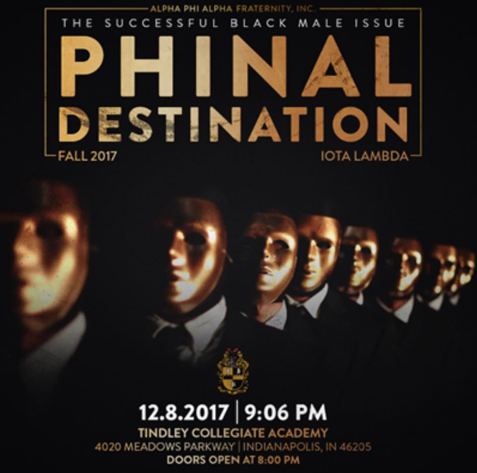 Phinal Destination